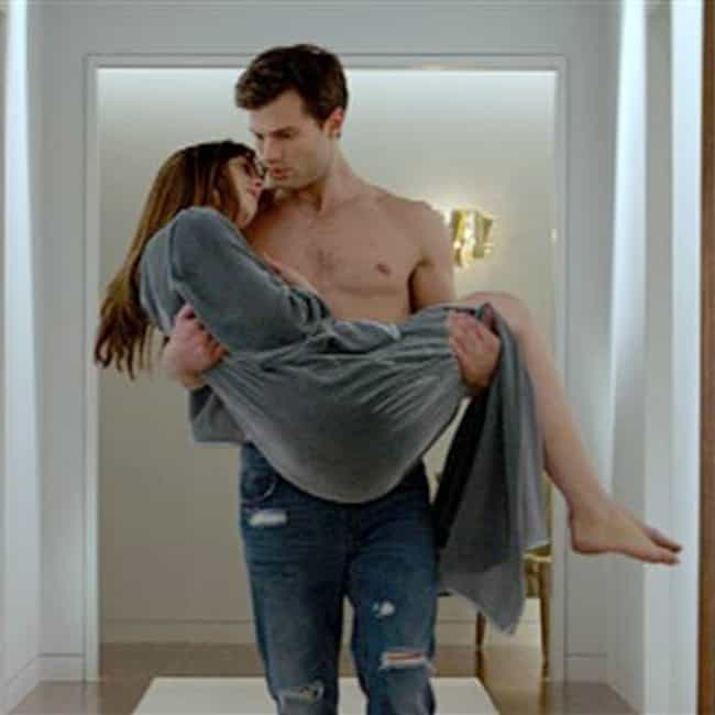Incapable of Leaving You... is listed (or ranked) 1 on the list Fifty Shades of Grey Movie Quotes
