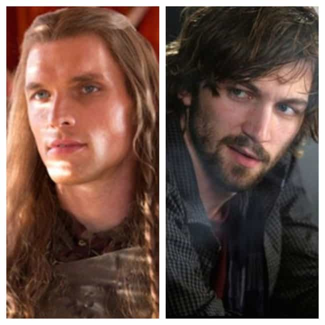 Daario Naharis is listed (or ranked) 2 on the list The Best Re-Casting of Famous TV Roles