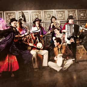 Juana Ghani is listed (or ranked) 25 on the list The Best Gypsy Punk Bands