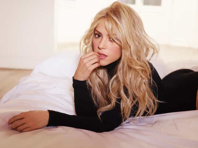 Shakira is Way Too Nervous Tod... is listed (or ranked) 3 on the list The 37 Hottest Shakira Photos of All Time