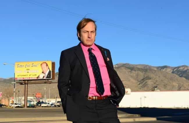 Better Call Saul Actually Star... is listed (or ranked) 1 on the list 31 Behind the Scenes Facts to Know About Better Call Saul