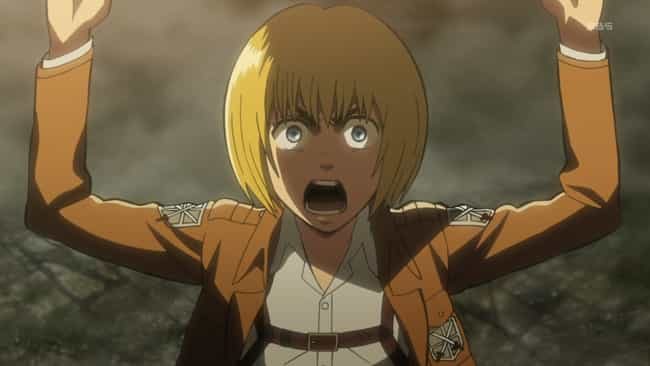 Can't Change Without Sac... is listed (or ranked) 2 on the list The Best Attack on Titan Quotes