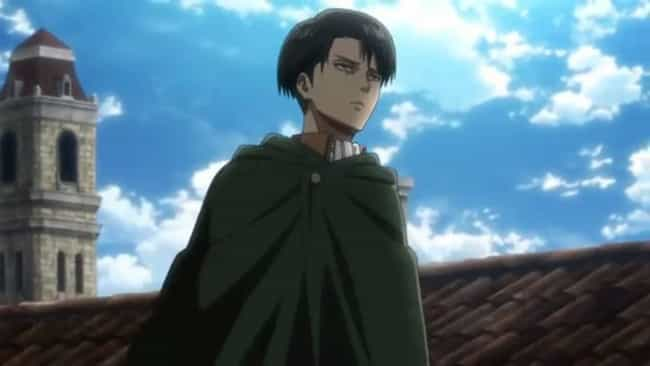 Choose! Believe in Yours... is listed (or ranked) 4 on the list The Best Attack on Titan Quotes