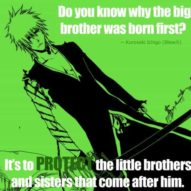 Ichigo Quotes Best Bleach Quotes  Epic Moments & One Liners From Bleach
