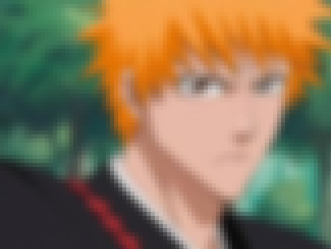 If I Cannot Protect With My Ha... is listed (or ranked) 7 on the list The Best Bleach Quotes of All Time