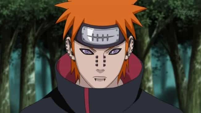 Pain's Epic Speech is listed (or ranked) 2 on the list The Best Naruto