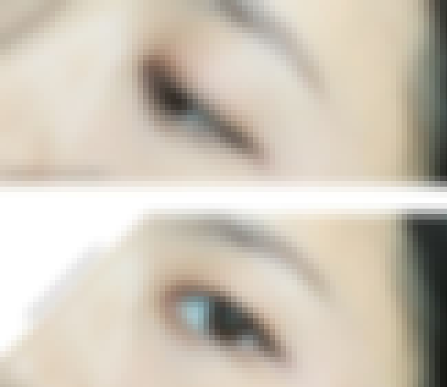 Thin Eyeliner is listed (or ranked) 4 on the list The Best Eye Makeup Techniques for Monolids