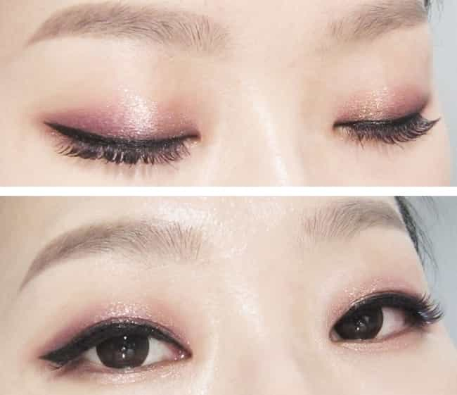 how to apply eyeliner monolid how to