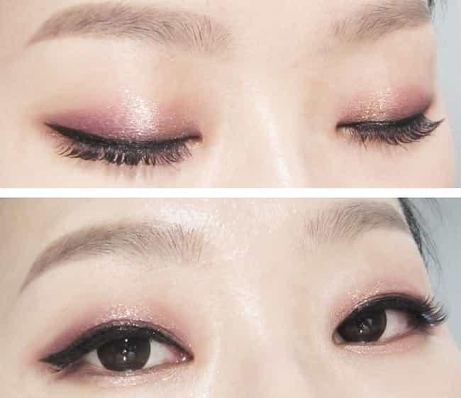 The Best Eye Makeup Techniques For Monolids