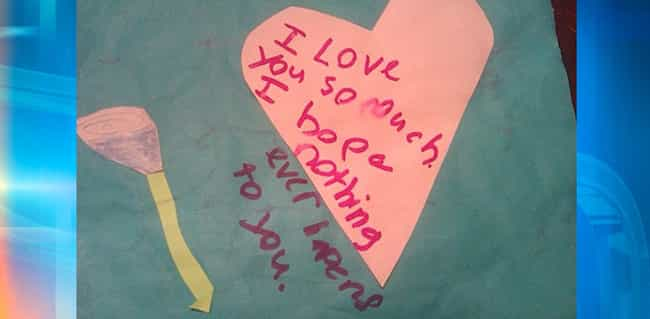 Incredibly Awkward and Scary Valentine\'s Day Cards from Kids ...