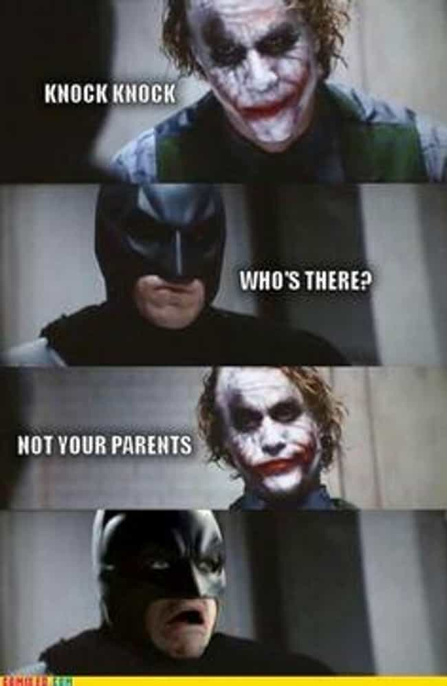 That's Hitting Below The Utili... is listed (or ranked) 1 on the list The Best Batman Memes On The Internet