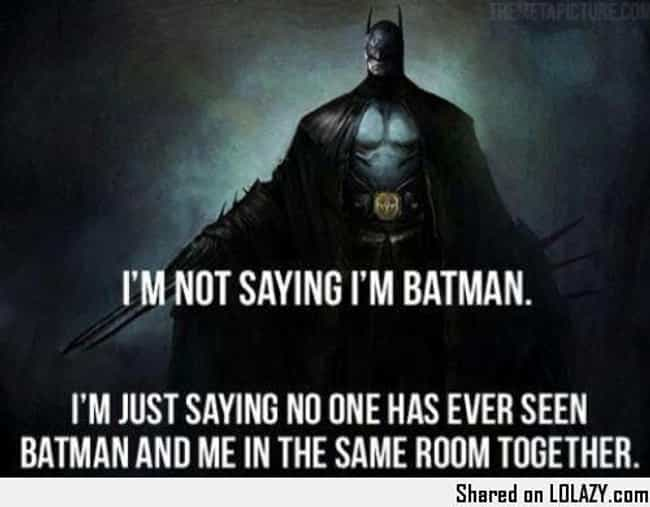 You Adopted The Darkness Quote: The Best Batman Memes On The Internet