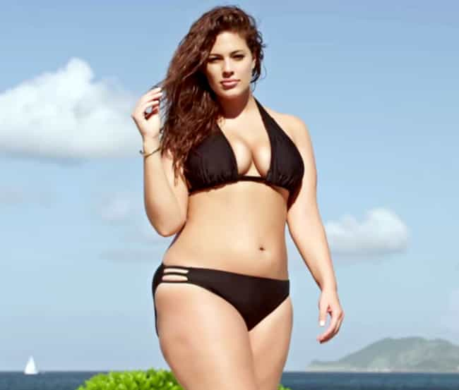 Ashley Graham Hopes You Like H... is listed (or ranked) 2 on the list The Hottest Ashley Graham Photos