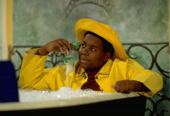 Kenan Thompson (Then) is listed (or ranked) 3 on the list The Cast of All That: What Ever Happened to Them?