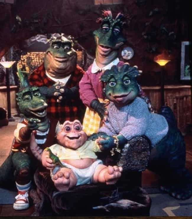 Puppeteers Often Fell Asleep I... is listed (or ranked) 7 on the list 21 Behind The Scenes Facts From Dinosaurs