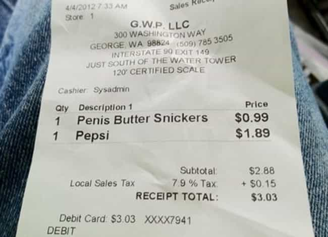 What A Deal! is listed (or ranked) 2 on the list 20 Typos That Made These Situations Awkward