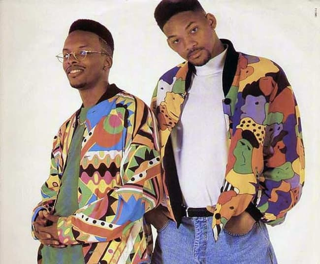Fresh Prince Clothing that Will Smith Totally Rocked