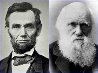 Abraham Lincoln & Charles Darwin - February 12, 1809