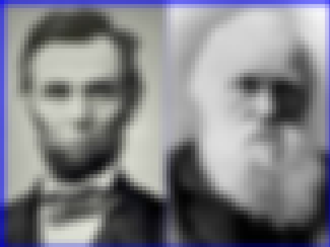 Abraham Lincoln & Charles Darw... is listed (or ranked) 1 on the list Famous People Born the Exact Same Day