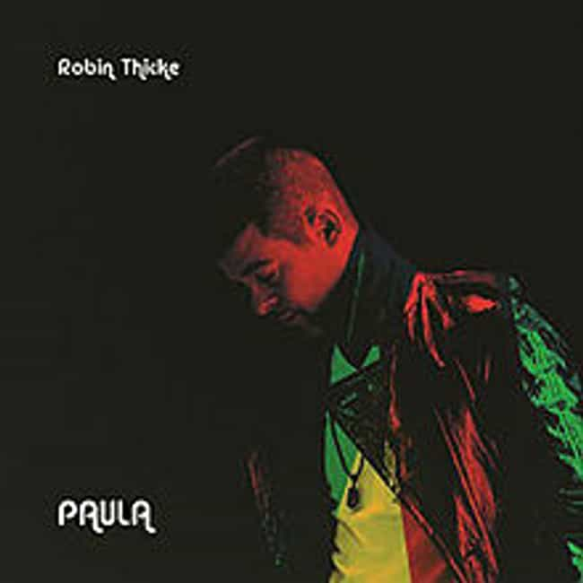 Robin Thicke Tries To Wi... is listed (or ranked) 2 on the list Ill-Advised Records By Good Musicians That Totally Bombed
