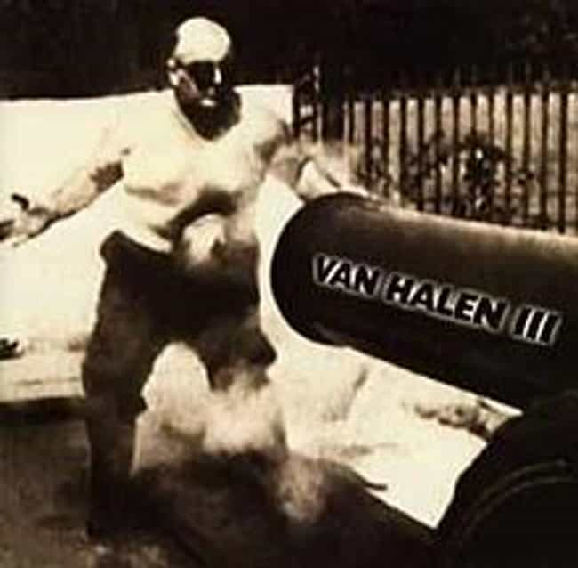 Van Halen Hit Rock Botto... is listed (or ranked) 4 on the list Ill-Advised Records By Good Musicians That Totally Bombed