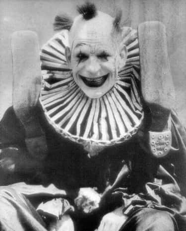 The Ghost of Lon Chaney Is Rumored to Haunt Stage 28
