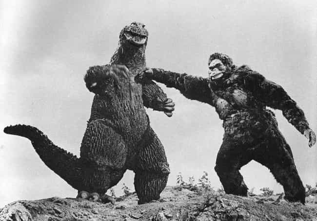 The Original King Kong Was Acc... is listed (or ranked) 4 on the list 31 Universal Studios Secrets That May Blow You Away