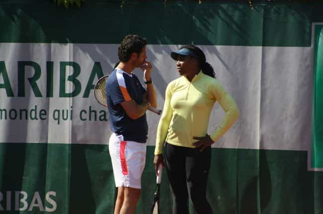 Patrick Mouratoglou is listed (or ranked) 3 on the list Men Who Serena Williams Has Dated