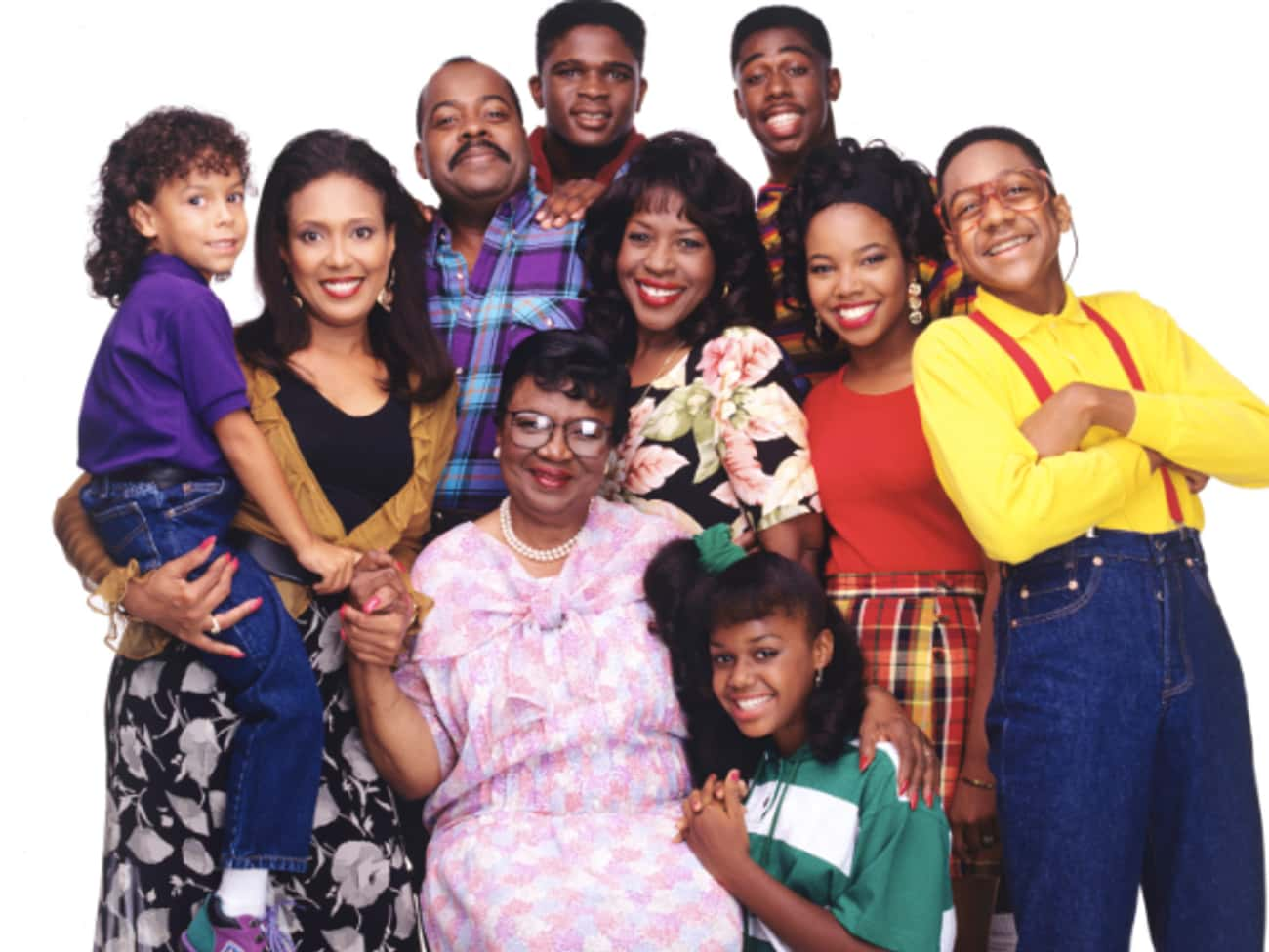 'Family Matters' Was A 'Perfec is listed (or ranked) 4 on the list 25 Behind The Scenes Facts From 'Perfect Strangers'