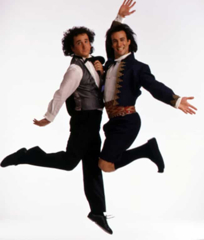 Both Lead Actors Went to Yale is listed (or ranked) 4 on the list 28 Behind the Scenes Facts from Perfect Strangers