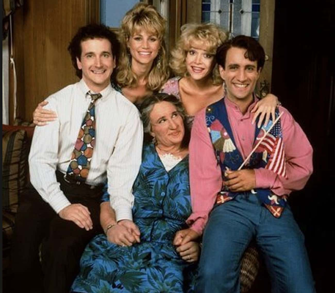 The Characters' Girlfriends My is listed (or ranked) 2 on the list 25 Behind The Scenes Facts From 'Perfect Strangers'