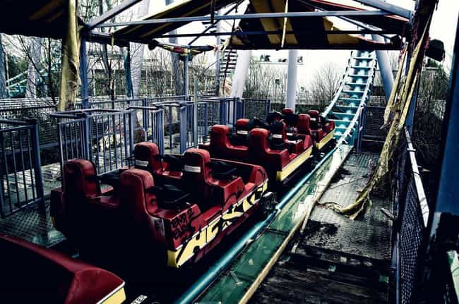 Six Flags: New Orleans, LA is listed (or ranked) 3 on the list The Creepiest Abandoned Roadside Attractions Ever