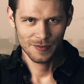 Klaus Mikaelson is listed (or ranked) 3 on the list The Best Male Characters on TV Right Now