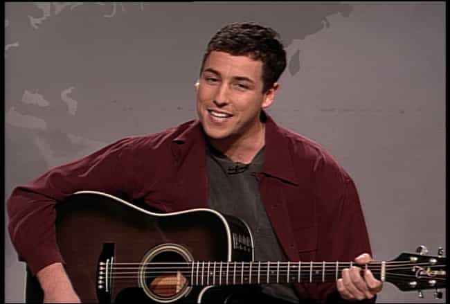 Adam Sandler (1991 – 1995) The... is listed (or ranked) 1 on the list 90s SNL Favorites: Where Are They Now?