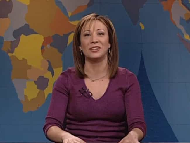 Cheri Oteri (1995 – 2000) That... is listed (or ranked) 3 on the list 90s SNL Favorites: Where Are They Now?