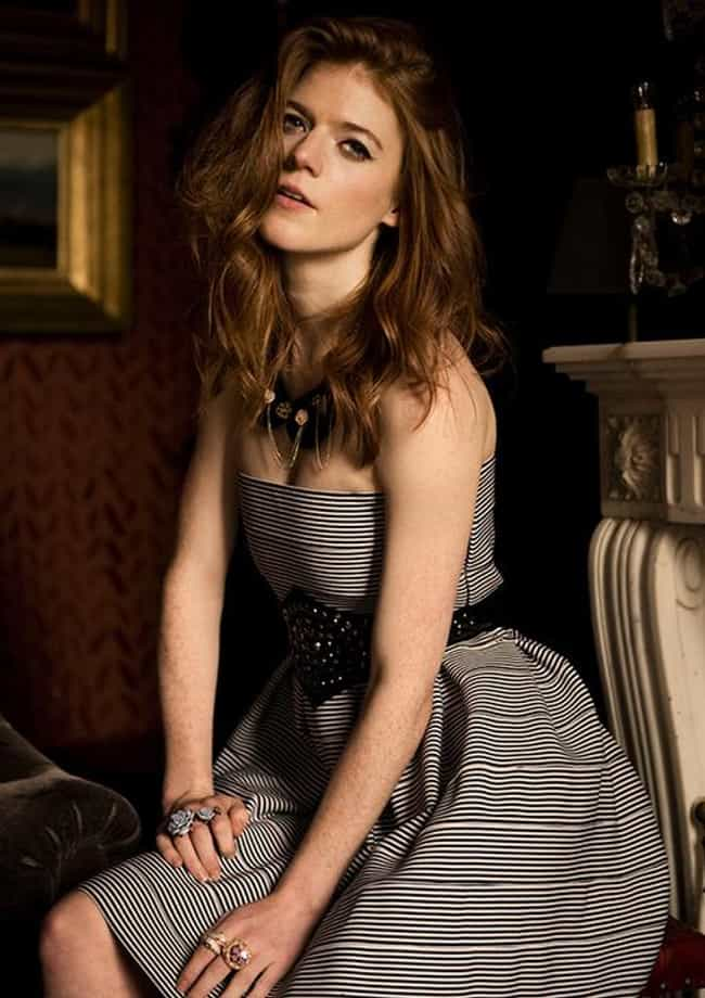 The 28 Hottest Rose Leslie Photos