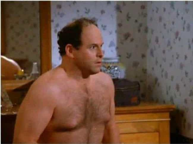 Shrinkage is listed (or ranked) 4 on the list The Best George Costanza Quotes In Seinfeld History