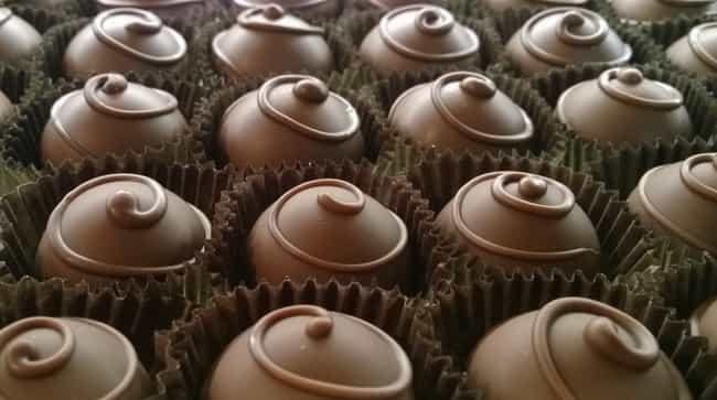 Chocolate Is the Ultimat... is listed (or ranked) 1 on the list The Most Widely Believed Valentine's Day Myths & Legends