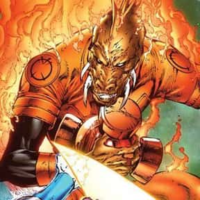 Larfleeze is listed (or ranked) 6 on the list The Best Green Lantern Villains Ever
