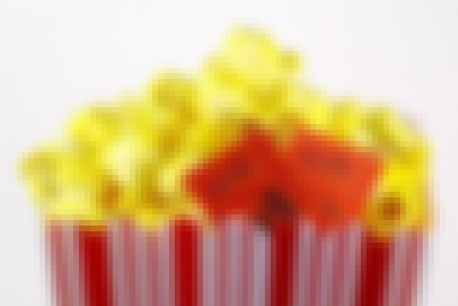 Popcorn Skyrocketed to its Cur... is listed (or ranked) 4 on the list 36 Movie Theater Secrets They Don't Want You to Know