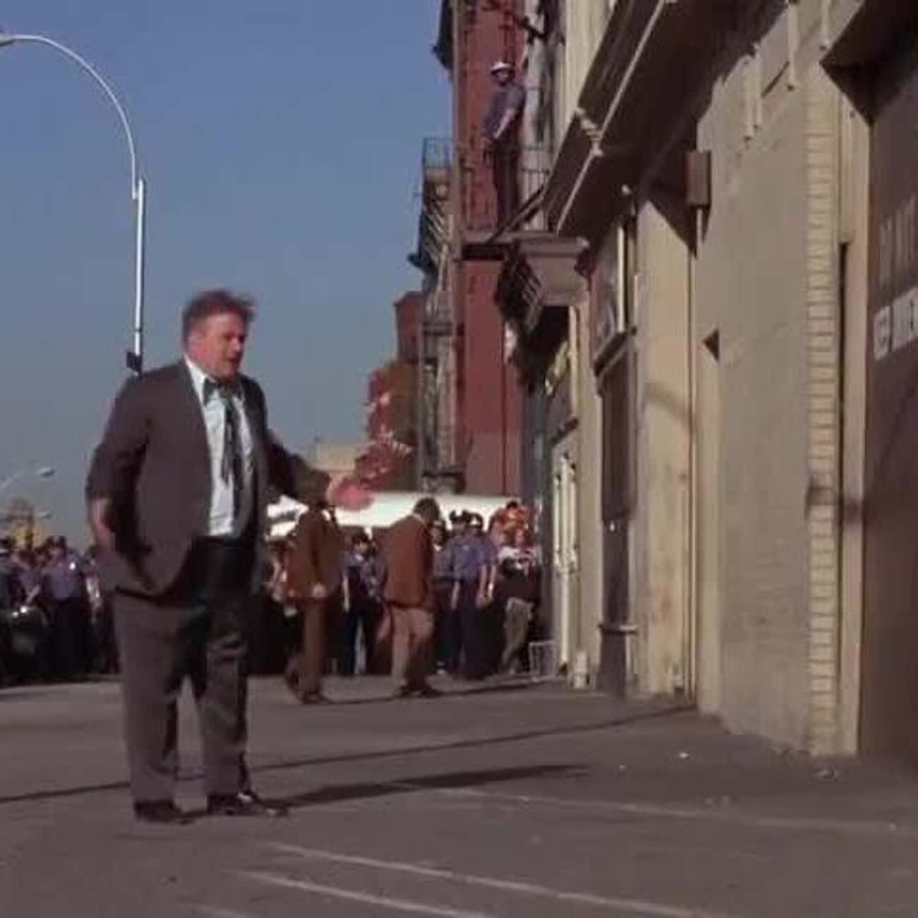 You Know The Spanish is listed (or ranked) 4 on the list The Best 'Dog Day Afternoon' Movie Quotes