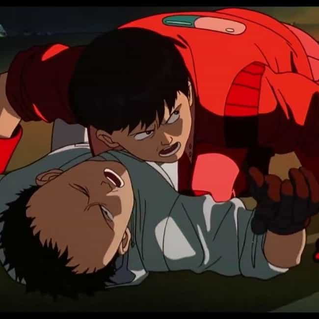 A Triathlon is listed (or ranked) 1 on the list The Best Akira Quotes