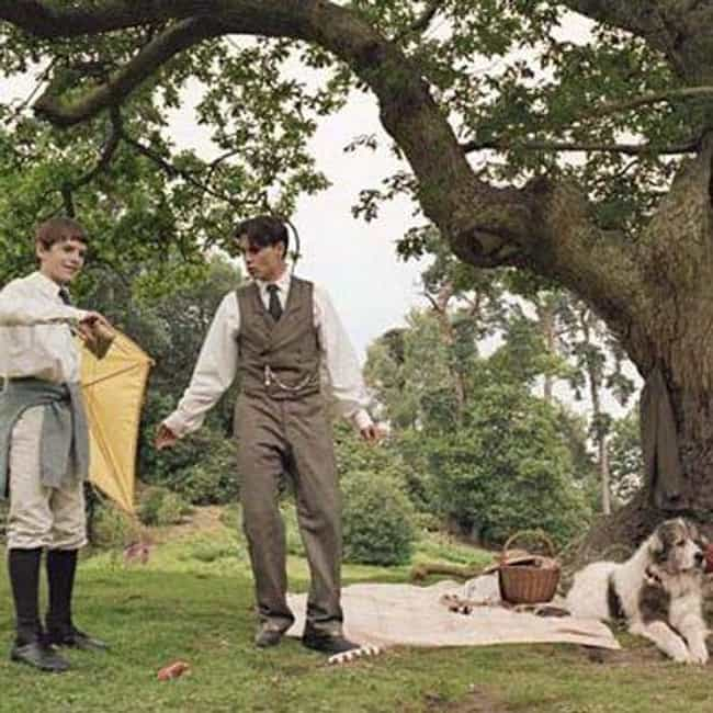 Play is listed (or ranked) 2 on the list The Best Finding Neverland Movie Quotes