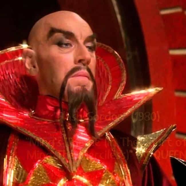 Before Annihilation is listed (or ranked) 3 on the list The Best Flash Gordon Movie Quotes