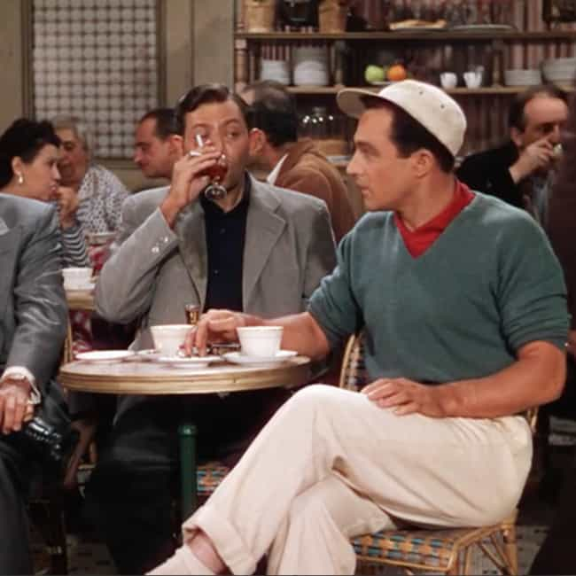 Shocking Degenerate is listed (or ranked) 1 on the list The Best An American in Paris Quotes