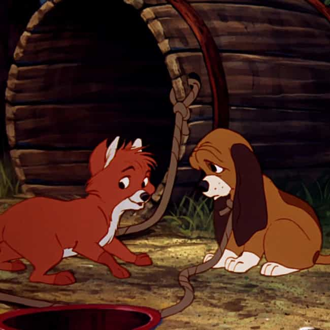 I'm A Hound Dog is listed (or ranked) 3 on the list The Best Quotes From The Fox and the Hound