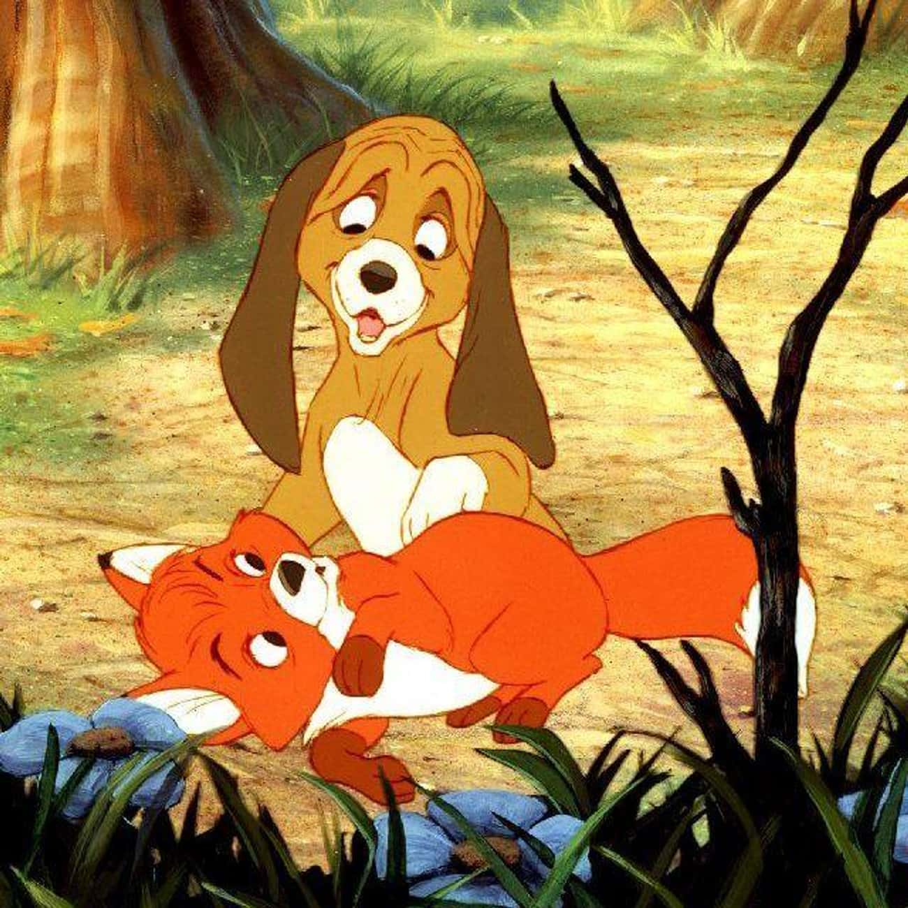 My Very Best Friend is listed (or ranked) 1 on the list The Best Quotes From The Fox and the Hound