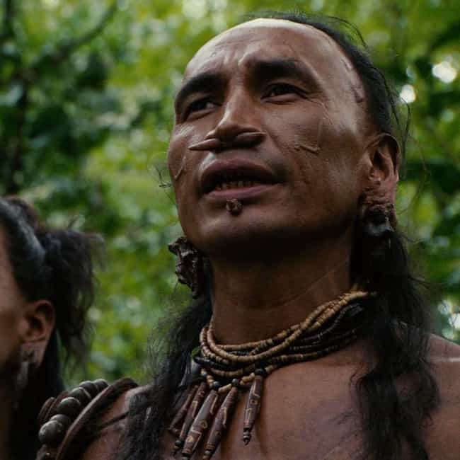 You Live With Fear is listed (or ranked) 1 on the list The Best Apocalypto Quotes
