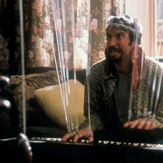 He's A Real Character is listed (or ranked) 3 on the list The Best Freddy Got Fingered Quotes