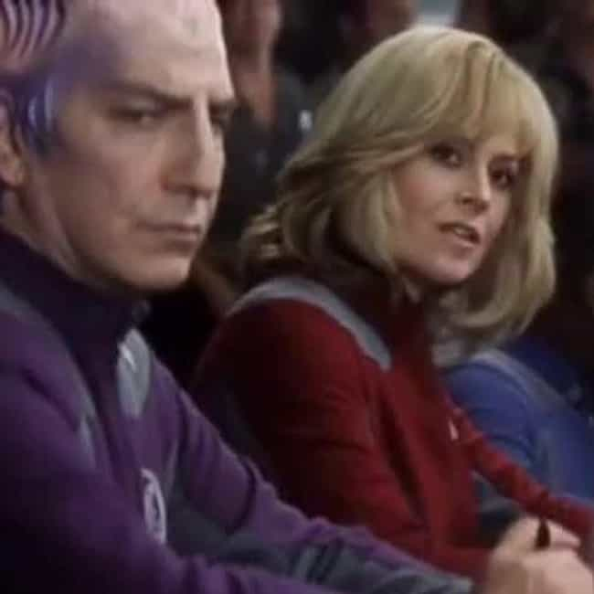As Much As He Loves Himself is listed (or ranked) 1 on the list The Best Galaxy Quest Quotes